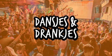 Dansjes & Drankjes 19-10 tickets