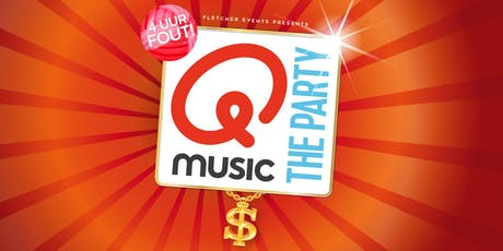 Qmusic the Party - 4uur FOUT! in Lochem (Gelderland) 28-02-2020 tickets