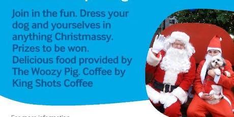 Leckhampton Court  Santa Paws Christmas Dog Parade 2019 tickets