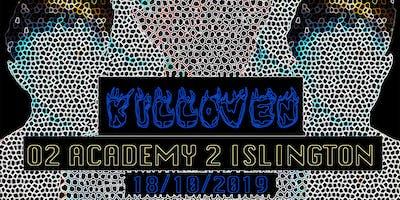 KiLLOWEN live at O2 Academy Islington