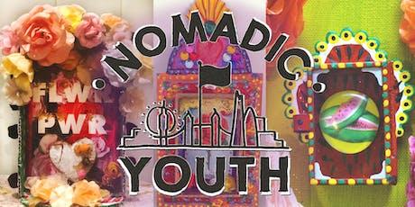 Nomadic Youth Shadow Box Shrine Workshop tickets