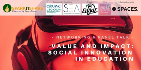 Value and Impact: Social Innovation in Education tickets