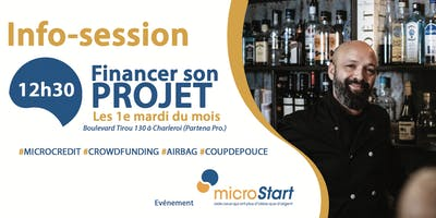 Info-Session: Financer son projet professionnel