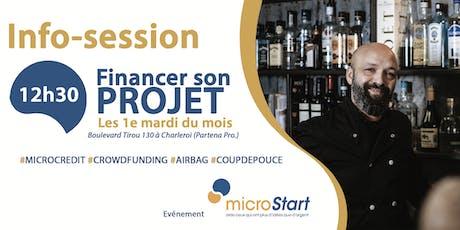 Info-Session: Financer son projet professionnel  billets