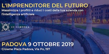 l'Imprenditore del futuro - Padova biglietti