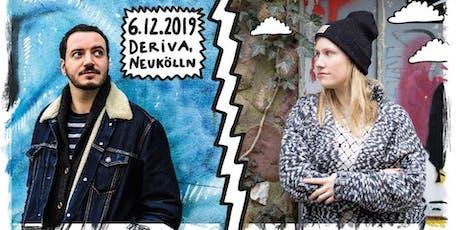 Standup Comedy: Ingrid Wenzel/Jonas Imam Doppelshow! Tickets
