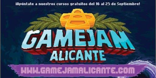 Curso de iniciación a Unity impartido por MultitecUA para GameJam Alicante