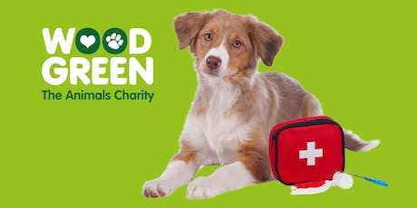 Practical First Aid for Dogs Workshop  tickets