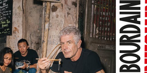 Anthony Bourdain: Plates Unknown - A Feasting night