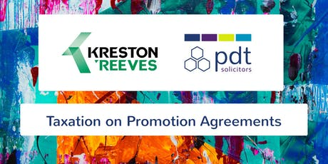 Taxation on Promotion Agreements  tickets