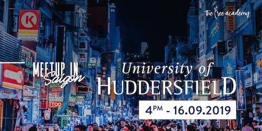Meetup in Saigon - University of Huddersfield