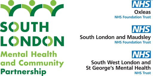 South London Mental Health and Community Partnership Qi Conference 2019*