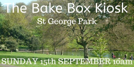 Opening of Bake Box Kiosk St George Park tickets