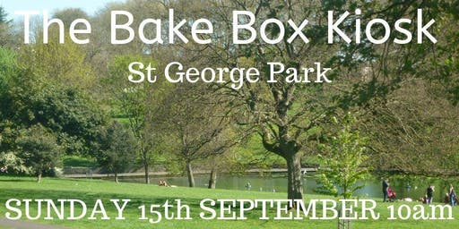 Opening of Bake Box Kiosk St George Park