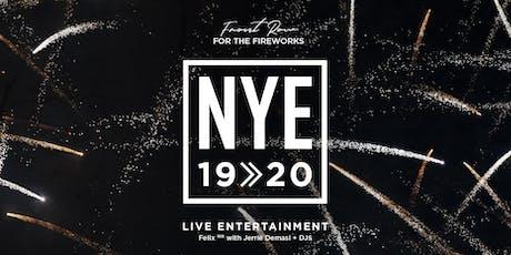 Camfield NYE 19 》 20 tickets
