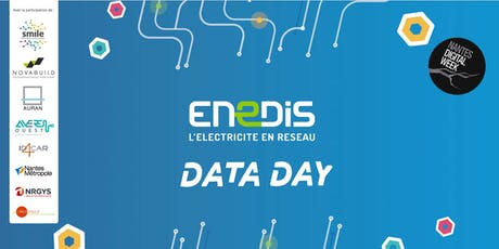 Enedis Data Day billets