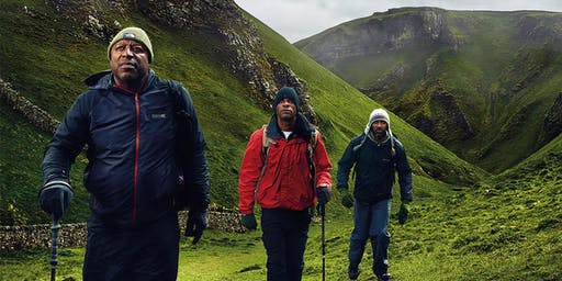 'Black Men Walking': North Inch Walk and Workshop