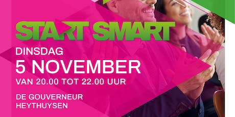 Start Smart Event tickets