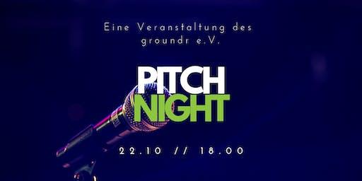 groundr Pitch Night