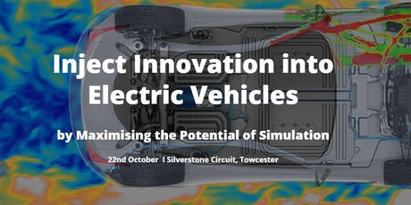 Inject Innovation into Electric Vehicles tickets