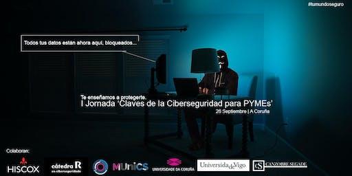 I Jornada 'Claves de Ciberseguridad para PYMEs' en Galicia