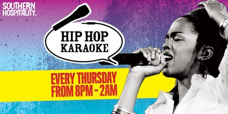 Hip Hop Karaoke at The Queen of Hoxton tickets