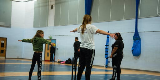 Developing Resiliently Active Young People