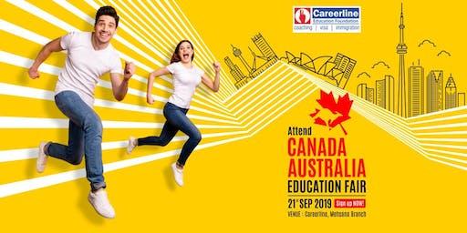 Canada Australia Education Fair At Mehsana - 21 September
