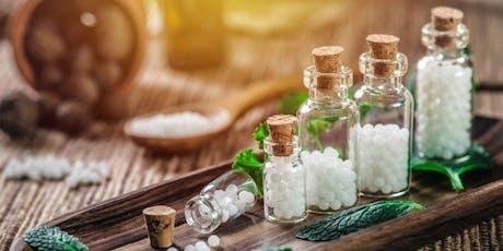 Curso Introducción a la Homeopatía Clásica tickets