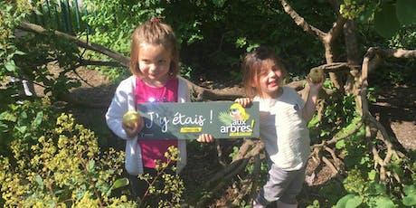 Aux arbres les enfants NANTES billets