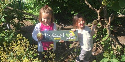 Aux arbres les enfants NANTES