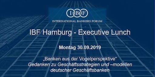 IBF Hamburg - Executive Lunch