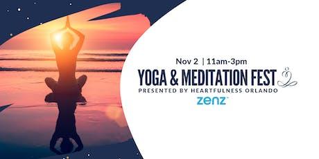 Yoga & Meditation Fest tickets