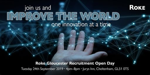 Roke Gloucester Recruitment Open Day