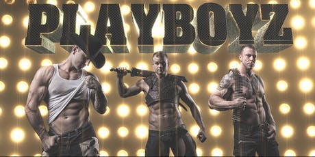 Glace Bay Party Night F/Playboyz - Unfinished Business  tickets