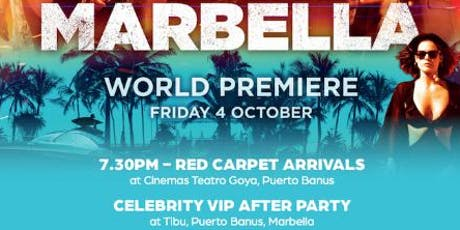 Rise of the Footsoldier Marbella World Premiere & Party at Tibu Nightclub tickets