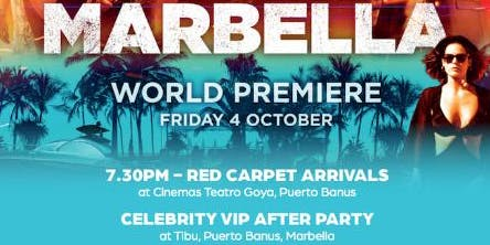 Rise of the Footsoldier Marbella World Premiere & Party at Tibu Nightclub