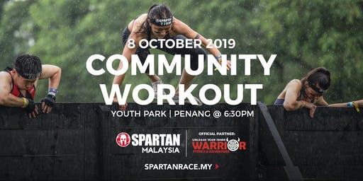 PG Free Spartan Community Workout - Youth Park 8th Oct 2019