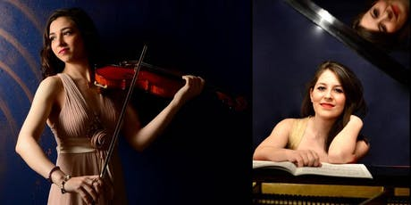 Violinist Adriana Cristea and pianist Mina Beldimănescu open the 'Enescu Concerts' Series 2019-2020  tickets
