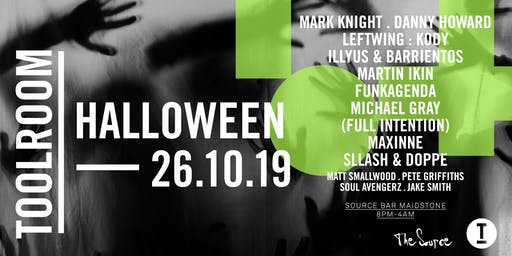Toolroom Halloween Street Party - Maidstone
