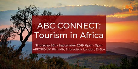 ABC Connect: Tourism in Africa tickets