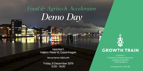 Growth Train 2019 Demo Day tickets