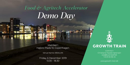 Growth Train 2019 Demo Day