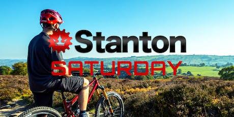 Stanton Saturday Demo Day - 28th September 2019 tickets