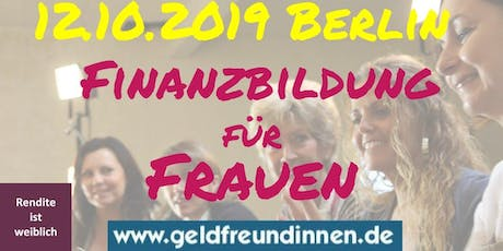 Frauen-Finanz-Forum Berlin Tickets