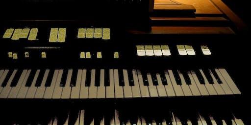 RBC Hammond Organ Celebration with Ross Stanley
