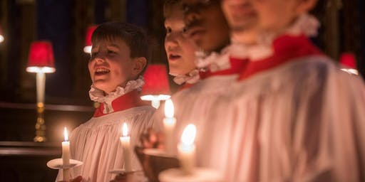 A Service of Lessons and Carols - 24 December 2019
