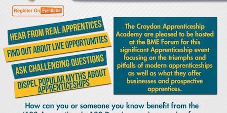 16 Plus Apprenticeship Event tickets