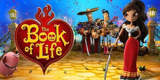 The Book of Life (+ Pizza!)