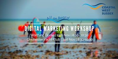 All on Board Digital Marketing Workshop
